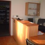 Prostory Autoservisu - kancelář